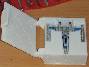 T-70 Xwing box for X-wing miniatures (Force awakens core set)