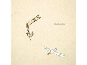Wingull Boomerang