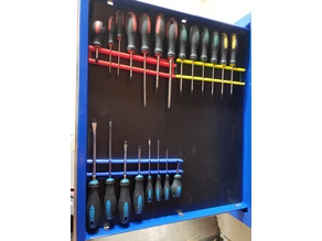 Screwdriver Organizer Set