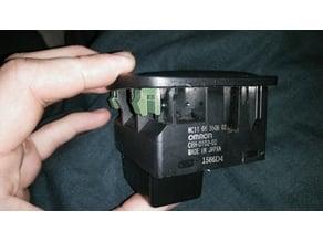 MX5 Miata window switch clips/tabs