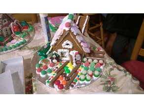 Gingerbread House Cutters