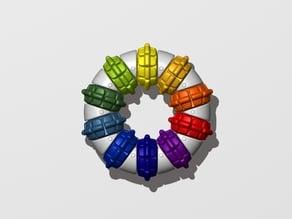 Torus puzzle