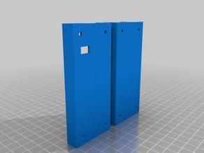 Circular Motion Platform: Accelerometer Device 3D housing