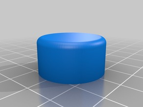 13mm x 25mm disc to fit FEP sheet on Anycubic Photon