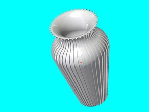 Slim Vase