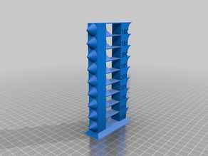 Anet A8 PLA Temp Tower 220-180°C