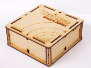 Enclosure Box for your Arduino RFID-Project
