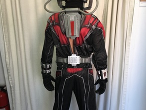 Ant Man Belt Box (Back)