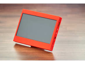 "Waveshare 7"" HDMI LCD (H) Case"