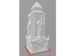 Tower Mausoleum - Resin Friendly