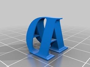 Alphagram