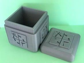 95x95mm-Geocaching-Box
