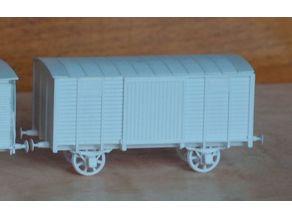 Simple boxcar