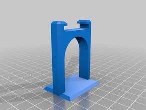 H0 Maerklin K-Track bridge pillar