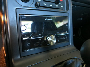NA6 Miata MX-5 Double Din Stereo Spacer