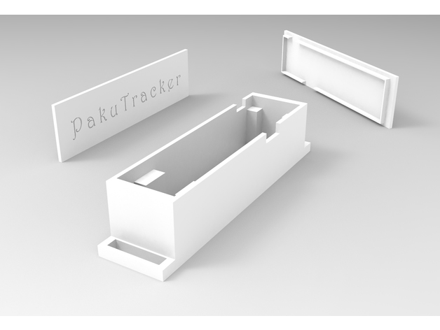 Pakutracker - WiFi Head tracker for gaming by unmateria - Thingiverse