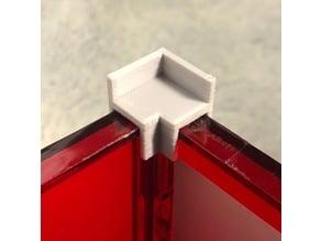 Ikea Cube corner stacker (Lekman cube)