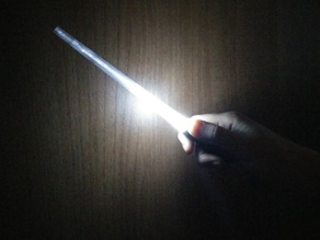 Harry potter wand with light