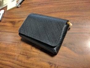 Flex 3D printed pocket