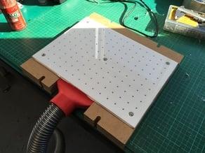 A4 Mini Vacuum Table