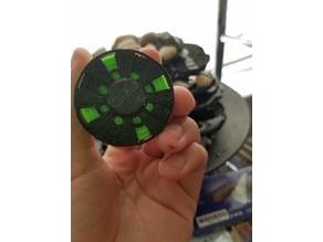 Mini Makerbot Filament Spool