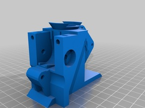 modified paste extruder