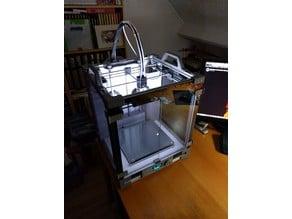 Models & parts for Ultimaker 2 Aluminum Extrusion 3D printer
