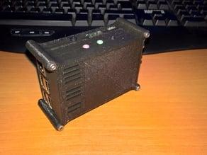 Raspberry Pi Cirrus Logic Audio Card Case