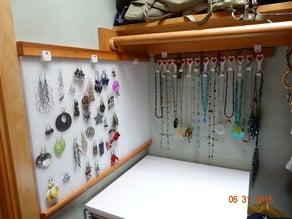 Jewelry Rack Project