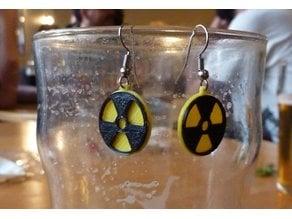 'Radioactive' Earrings