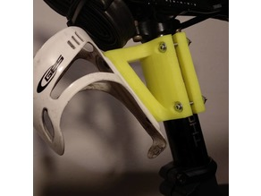bike bottle cage mount