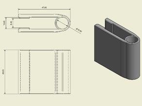 Field Notes Booklet Pen Clip - ReMix