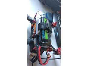 dron 250mm battery support