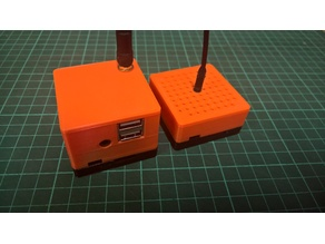 Compact and Secure Orange Pi Zero Case