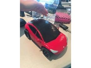 Tesla model 3 R/C car