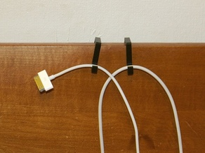 Apple Device Cord Holder