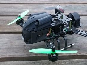 Canopy FPV quadcopter Emax 250 V.3