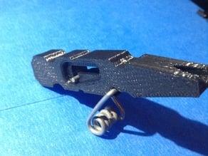 Clothespin Pocket Pistol