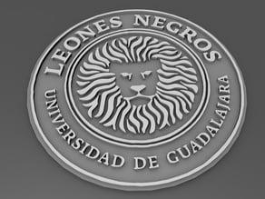 Liga mx - Leones negros - easy print