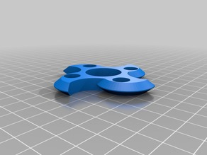 3/8th 4x Deadly Wave Fidget Spinner (pick-a-weight)