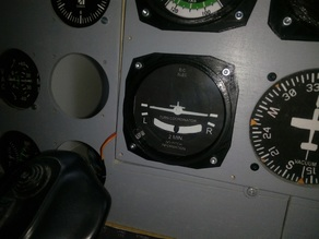 Turn Cordinator for Flight Simulator