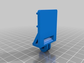 Raspberry Pi Camera Mount with built in posts
