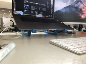 Macbook Pro Dekstop Stand