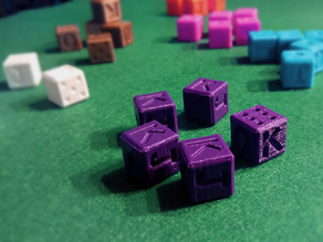 mini poker dice