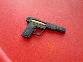3d Printed Gun [Art]