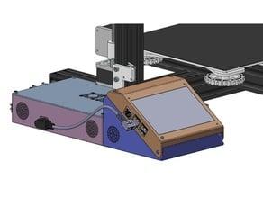 Ender 3 Pro MKS GenV/ SKR V1.3 & Raspberry pi Sidebox