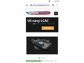 SimplePlanes American LCAC