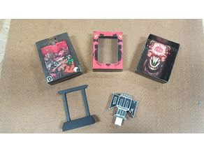MiniDOOM 2 - Collector's USB Cover and Stand