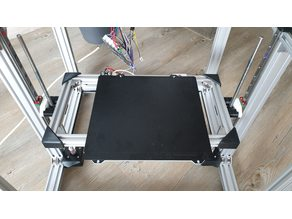 BLV Prusa MK3 bed holder
