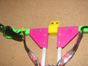 X Frame Quad Hanger / Support pour drone